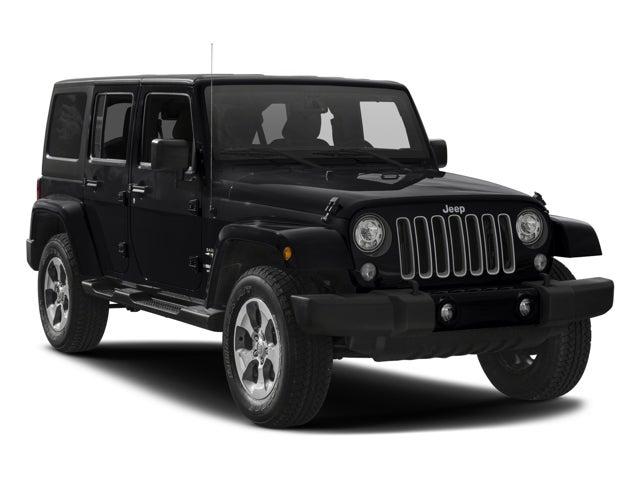 2017 Jeep Wrangler Unlimited Sahara Chesapeake Va
