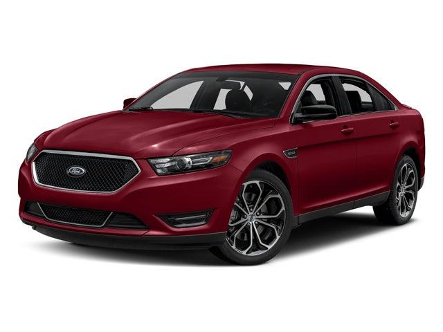 2017 Ford Taurus Sho Awd Chesapeake Va Virginia Beach