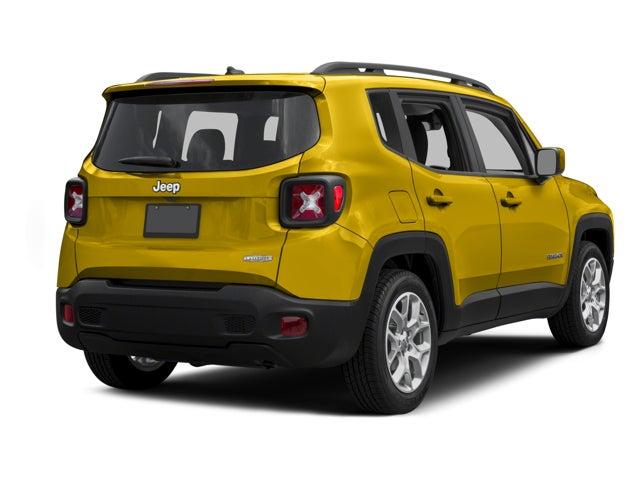 2015 Jeep Renegade Limited Chesapeake Va Virginia Beach